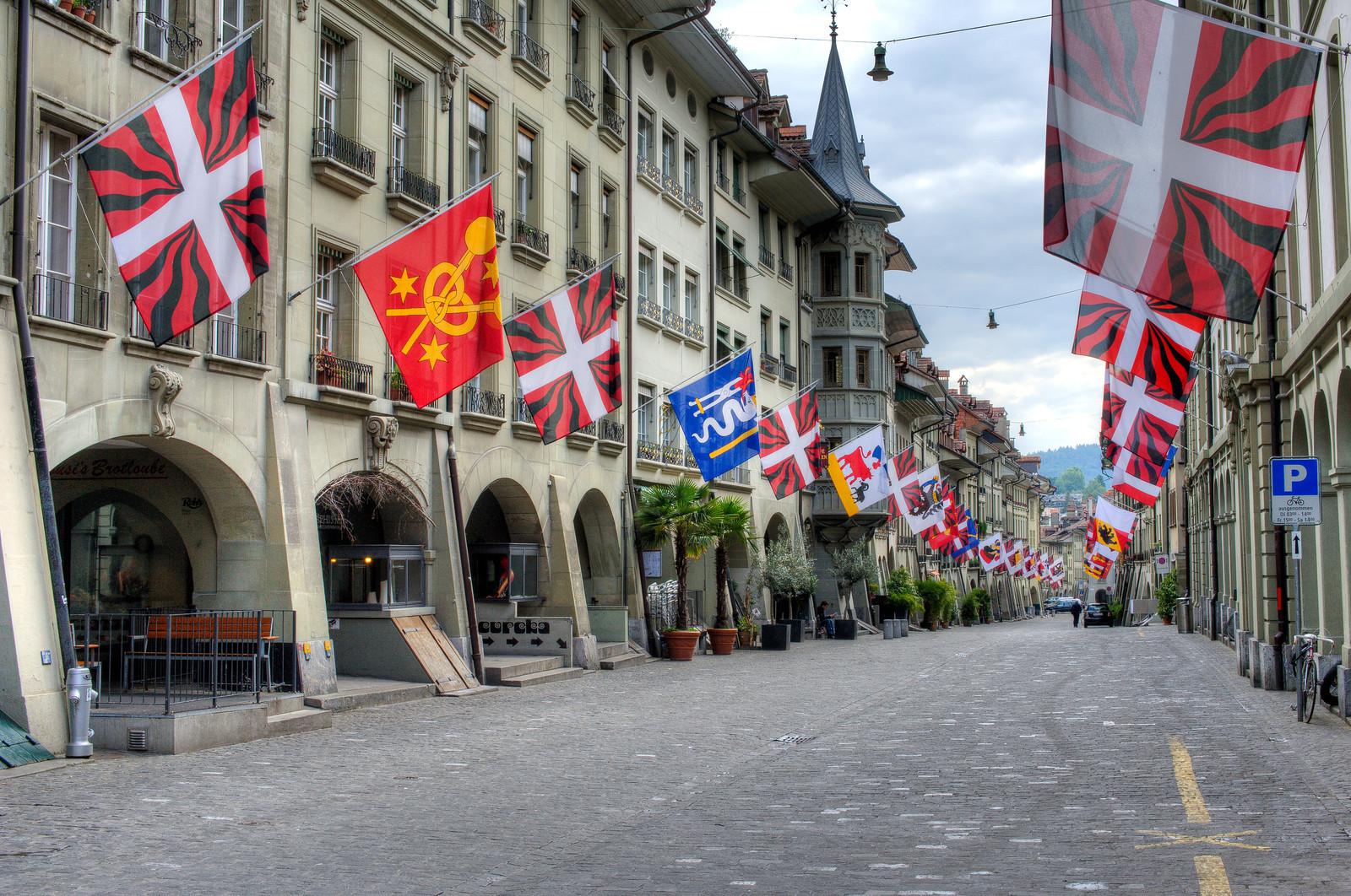 UNESCO World Heritage Sites Switzerland