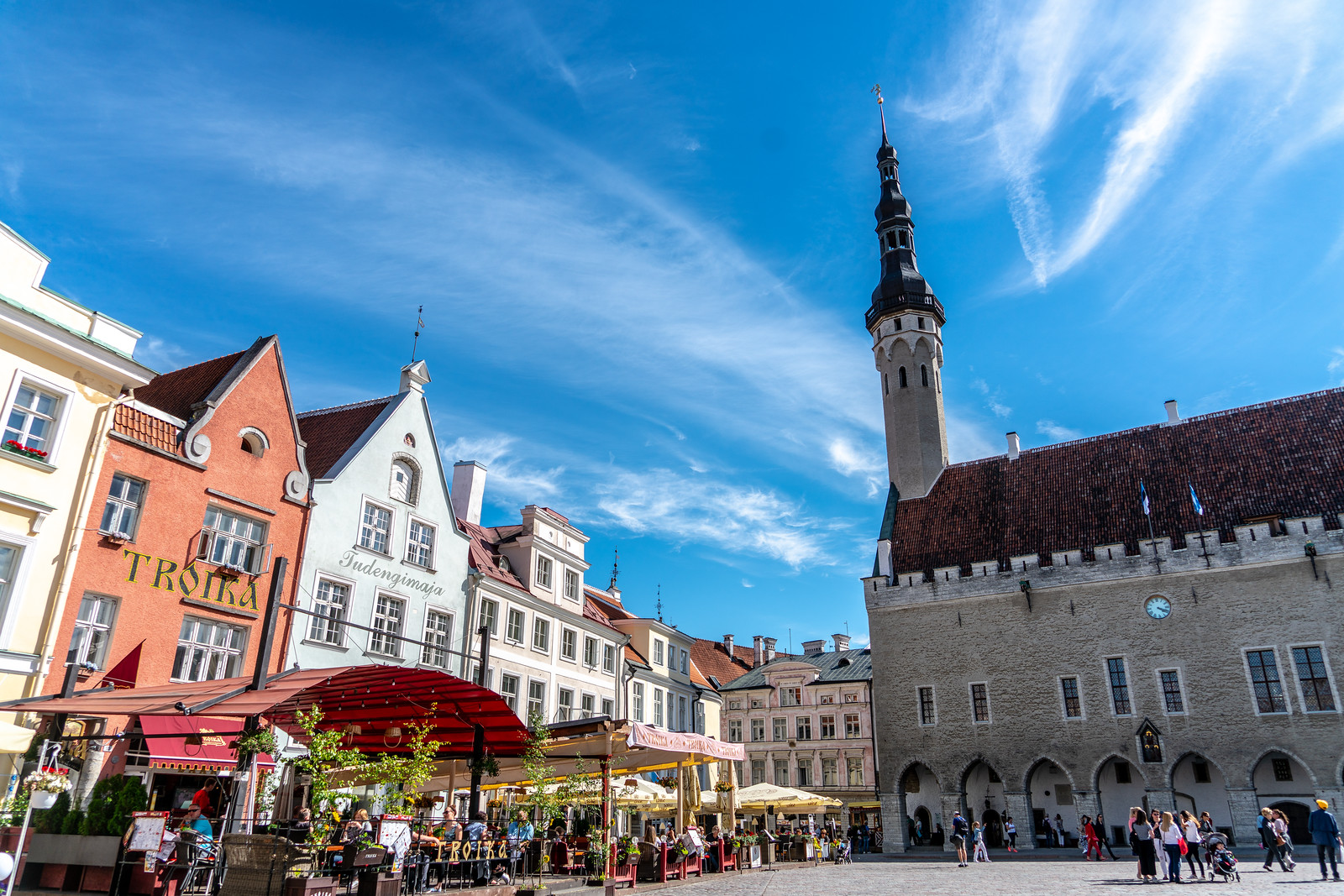 Touring the Baltic States: 3 Countries, 1 Tour